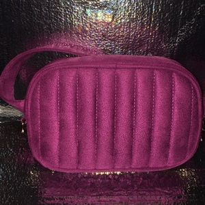 Pink fanny pack/purse.
